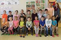 1. B ze 6. základní školy v Jindřichově Hradci.