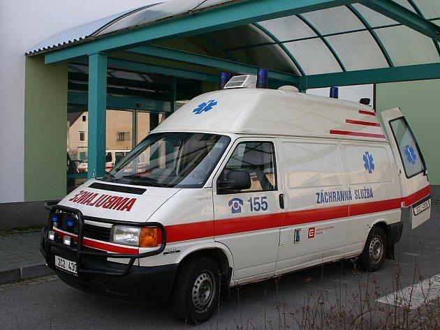 Vozidlo záchranné služby