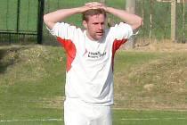 Novobystřický kanonýr Pavel Pacholík vstřelil na turnaji v Číměři dva góly.