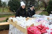 V zooparku v Horní Pěně už začaly Vánoce.