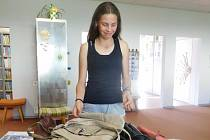 Jednou z žen, které Kabelkový veletrh Deníku podpořily, je i Ivanka Neumannová.