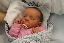 Lilien Matuščinová, Dráchov. Narodila se 31. prosince Denise Mácové a Michalu Matuščinovi, vážila 3250 gramů a měřila 49 centimetrů.