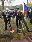 Majdalenští oslavili v sobotu 27. října národní stovku.