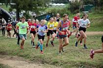 Závodníci z KB Staré město úspěšně bojovali na MČR v běhu do vrchu, které se konalo u České Třebové,