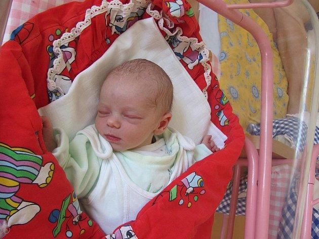 Petr Pospíšil z Kardašovy Řečice se narodil 15. srpna 2011 Haně Vaškové a Petru Pospíšilovi. Měřil 50 centimetrů a vážil 2910 gramů.