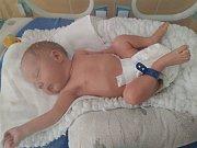 Štěpán Veith, Číměř.Narodil se 9. listopadu Janě Láfové a Karlu Veithovi,vážil 2700 gramů a měřil 48 centimetrů.