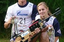 Letní biatlonisté ze Starého Města pod Landštejnem Pavla Matyášová a Luboš Schorný přidali do své bohaté sbírky úspěchů i medaile z mistrovství Evropy v Bulharsku. Oba sportovci společně ve smíšené štafetě vybojovali stříbrné medaile.