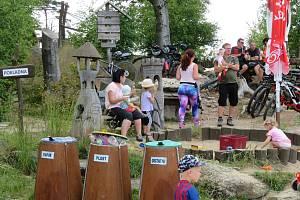 Lesopark s řadou atrakcí pro děti, naučnými stezkami a stejnojmennou rozhlednou leží nedaleko Valtínova na Jindřichohradecku.