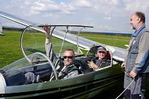 Jindřichohradečtí piloti.