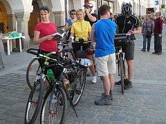 Tradičním rájem cykloturistů bývá Třeboňsko.