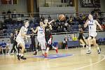 Basketbalisté GBA Lions ve svém druhém utkání na turnaji podlehli Slovensku 76:86.