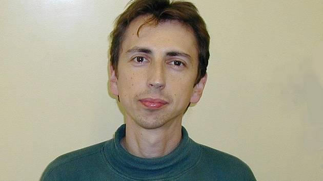 Autor hororů Svapopluk Doseděl z Jarošova nad Nežárkou.