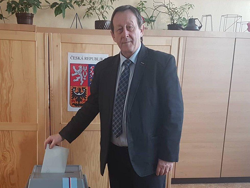 Jindřichohradecký starosta Stanislav Mrvka se znovu postaví do čela podzimní kandidátky hradecké sociální demokracie.