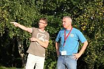 Aleš Brunner (vpravo) na jaře už fotbalisty Kardašovy Řečice nepovede.