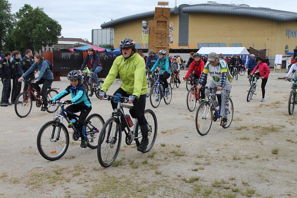 Letošního jarního Pedálu se zúčastnilo na 450 cyklistů a pěších. Nyní nás čeká podzimní.