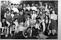 Snímek pochází z roku 1953, ze hry Strakonický dudák.