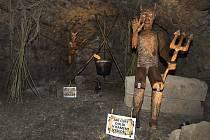 Staré sklepy pod Strmilovem prý navazovaly na tajné podzemní chodby.