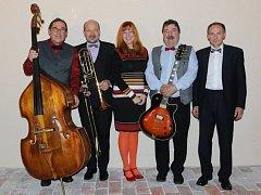 Jindřichohradecký Swing Band  se ve středu představí na koncertě v třeboňské Auroře.
