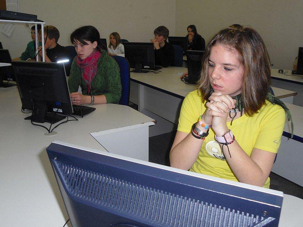 5. ročník talentové soutěže v psaní na klávesnici počítače, určené pro žáky základních škol.