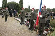 V Dačicích uctili památku válečných veteránů.