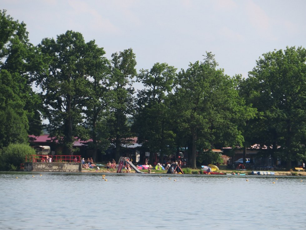 Okolí rybníku Svět nabízí mnoho zážitků.