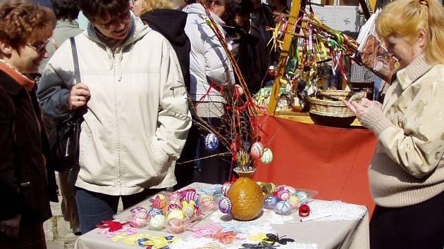 Velikonoční jarmark v Dačicích