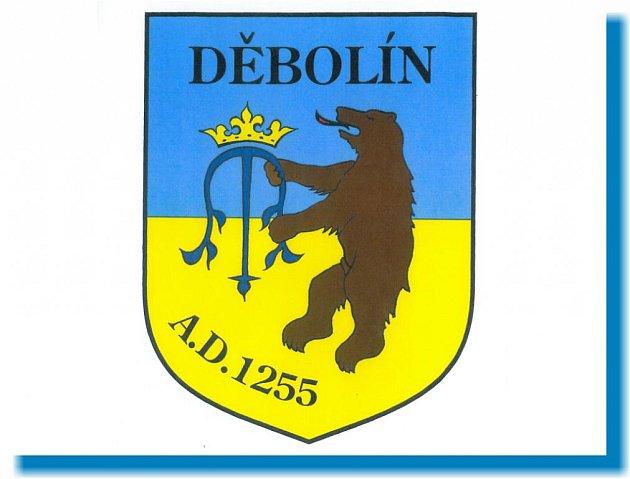 Neoficiální znak Děbolína.