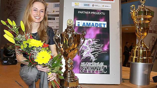 Letní biatlonistka a vytrvalkyně Pavla Schorná ze Starého Města pod Landštejnem se stala vítězkou ankety Nejúspěšnější sportovec roku 2010 okresu J. Hradec v kategorii dospělých.