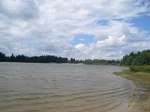 Rybník Osika. Ilustrační foto.