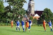 Fotbalisté Nové Bystřice se vítězstvím 2:1 ve Slavonicích udrželi v I. B třídě.