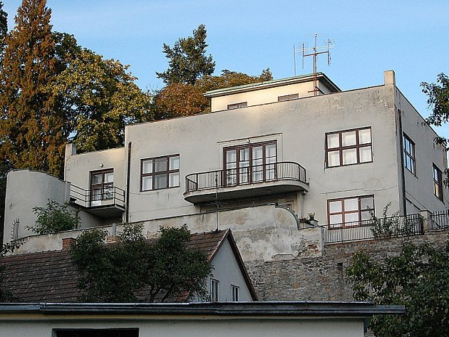 Kolínova vila v Husových sadech