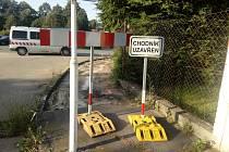 Rekonstrukce ulic v Radouňce. Ilustrační foto.