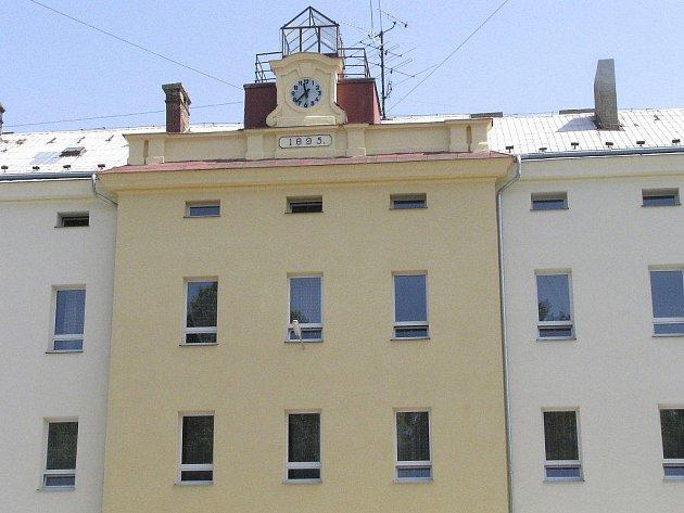 Jindřichohradecká kasárna. Ilustrační foto.