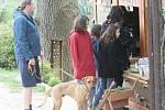 Zoopark Na Hrádečku zahájil sezonu v sobotu 27. dubna.