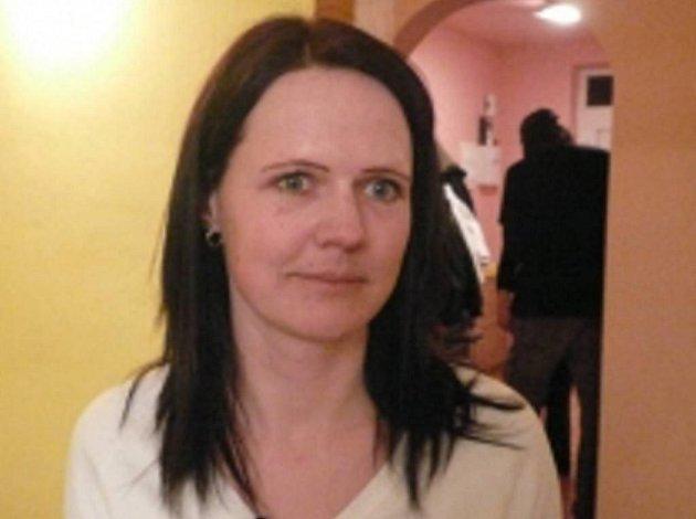 Jaroslava Kykrychová.