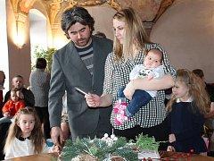 V Jindřichově Hradci se potřetí v roce 2018 konalo vítání občánků.