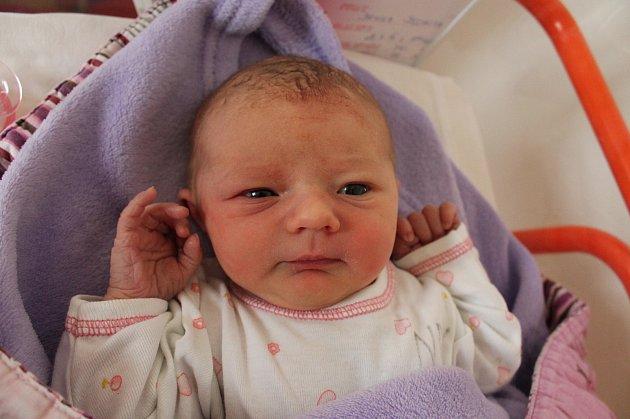 Denisa Pechová se narodila 26. července Petře Gašpárkové a Ondřeji Pechovi z Heřmaneče. Vážila 3160 gramů a měřila 49 centimetrů.