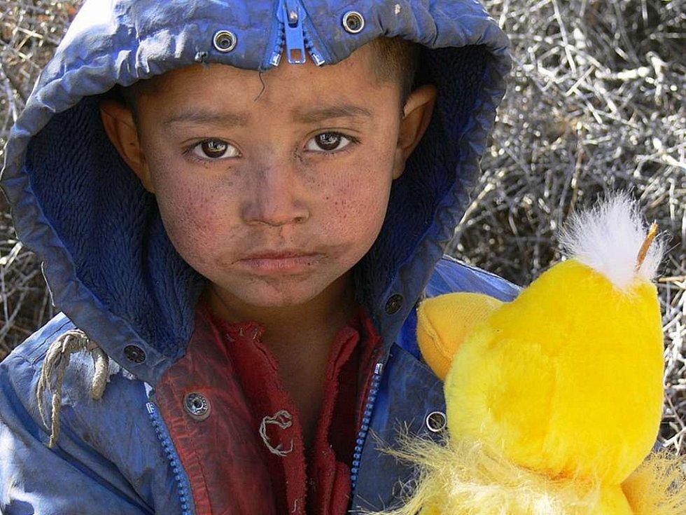 Děti Pákistánu