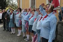 Prvomájové průvody v Sedle na Jindřichohradecku bavily stovky diváků.