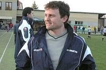 Manažer Třebětic Josef Bastl může být s vystoupením týmu v této sezoně spokojený.