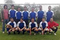 Družstvo Fortuna Šíslovi ze Suchdola nad Lužnicí zvítězilo ve 3. ročníku Firmcupu, který se konal v Rapšachu.