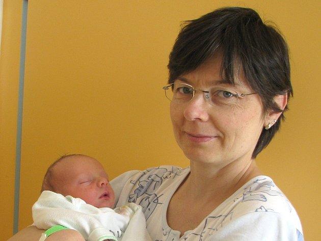 Štěpán Havel z Jindřichova Hradce se narodil 20. května 2013 Vladimíře a Čestmírovi Havlovým. Vážil 3080 gramů.