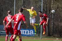 Jindřichohradečtí divizní fotbalisté po nepřesvědčivém výkonu doma podlehli Klatovům 0:1.