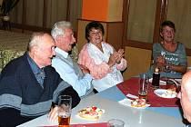 V Horní Radouni se konalo tradiční setkání seniorů.
