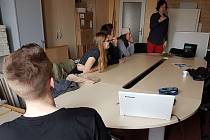 Parlament mládeže Jindřichův Hradec chystá prezentace, které v úterý představí zastupitelům města.