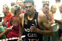 Běžec Martin Novák.