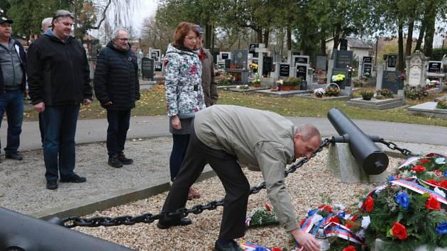 Uctění válečných veteránů