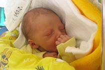 Filip Čurda z Dačic se narodil 4. února 2014 v 10:07 hodin Leoně a Tomášovi Čurdovým. Vážil 2570 gramů a měřil 48 centimetrů.