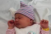 Ema Hrašová, Hamr.Narodila se 10. října Monice Vaňkové a Antonínu Hrašemu, vážila 3990 gramů a měřila 53 cm.