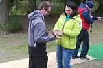 Chalupářský koloběh u rybníku Zvůle má za sebou již třetí ročník. Mezi účastníky byla i silná výprava z SK Kardašova Řečice.